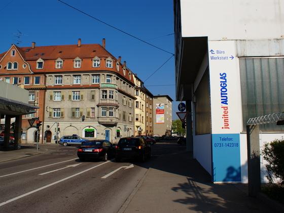 Ulm Wohn und Geschäftshaus Schillerstraße  Ehinger Straße (3)
