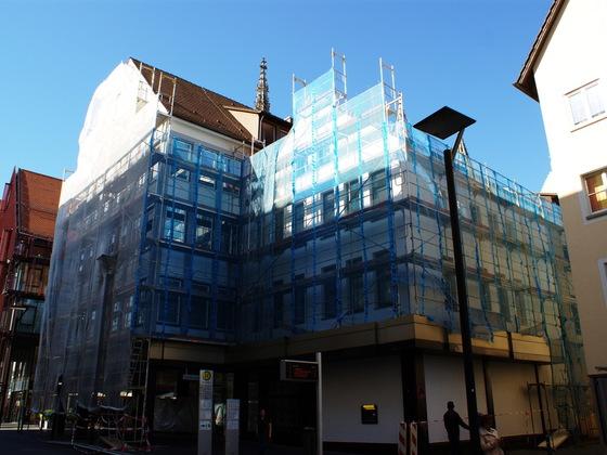 Umbau Modehaus Jung  Sparkasse Ulm (12)
