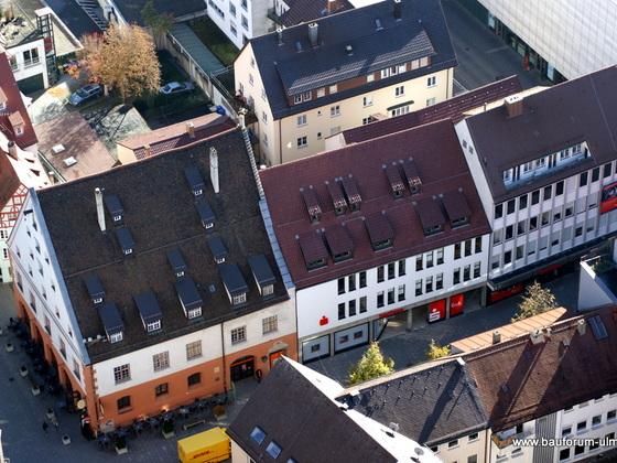 Umbau Abgeschlossen Modehaus Jung  Sparkasse Ulm Oktober 212