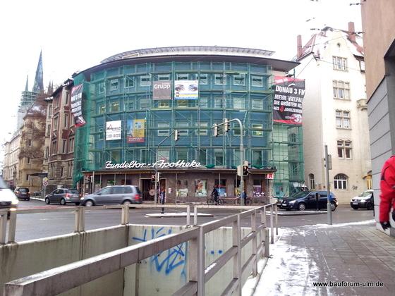 Ulm Sanierung Umbau und Neubau mit geringer Resonanz Dezember 2012 (1)