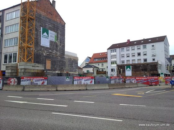 Wohn und Geschäftshaus  Frauenstraße - Neue Straße - Schlegelgasse Januar 2013 (4)