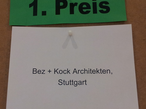 1 Platz Bez Kock Architekten Stuttgart Neubau Olgastraße 66 (1)