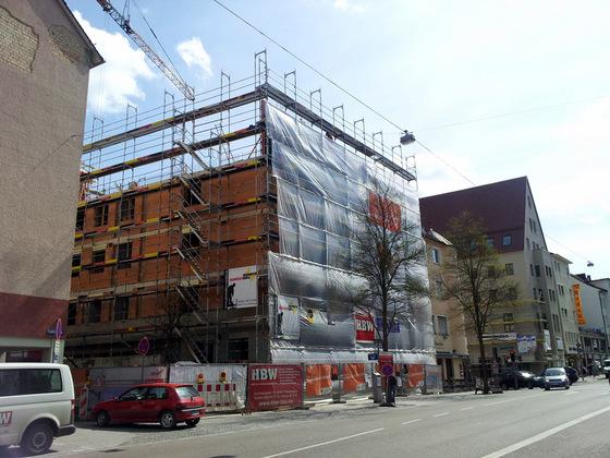 Ulm Frauenstraße 34 Wohn und Geschäftshaus April 2014