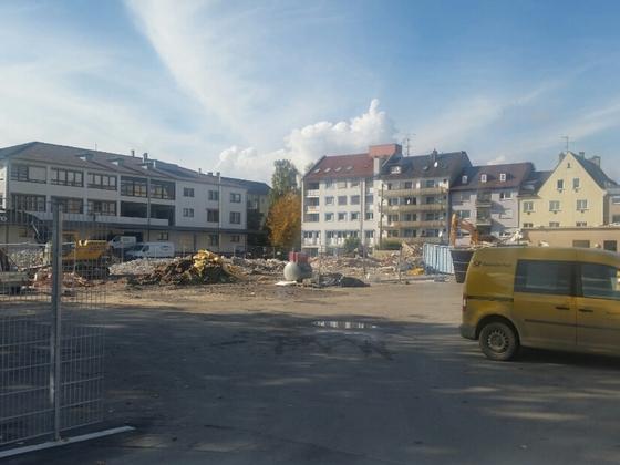 Neu Ulm Wohnpark Gartenstraße Oktober 2014 1