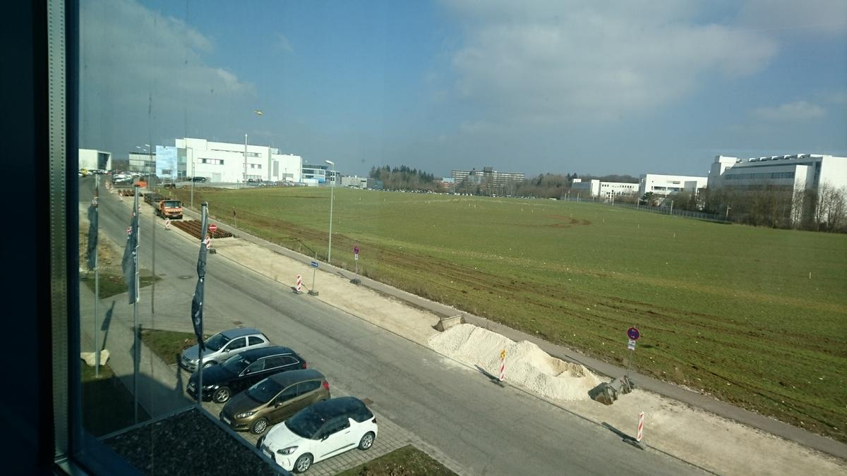 Linie 2 - Science Park II - KW10