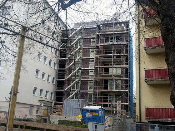 Neubau Olgastraße110