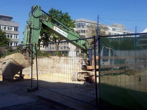 Neubau Olgastrasse