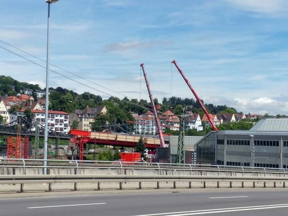 Linie 2 Brücke