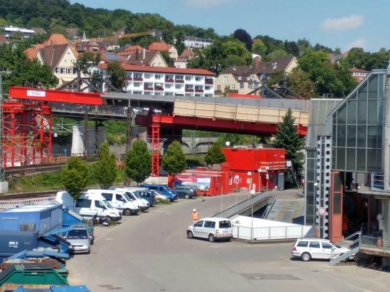 Brücke Linie 2