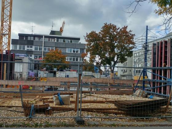 Dienstleistungszentrum Olgastraße Oktober 2016