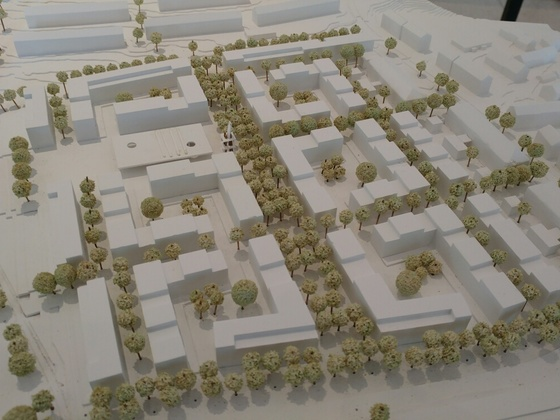 Ulm | 1 Platz Architektur Wettbewerb | Hindenburgkaserne Oktober 2016
