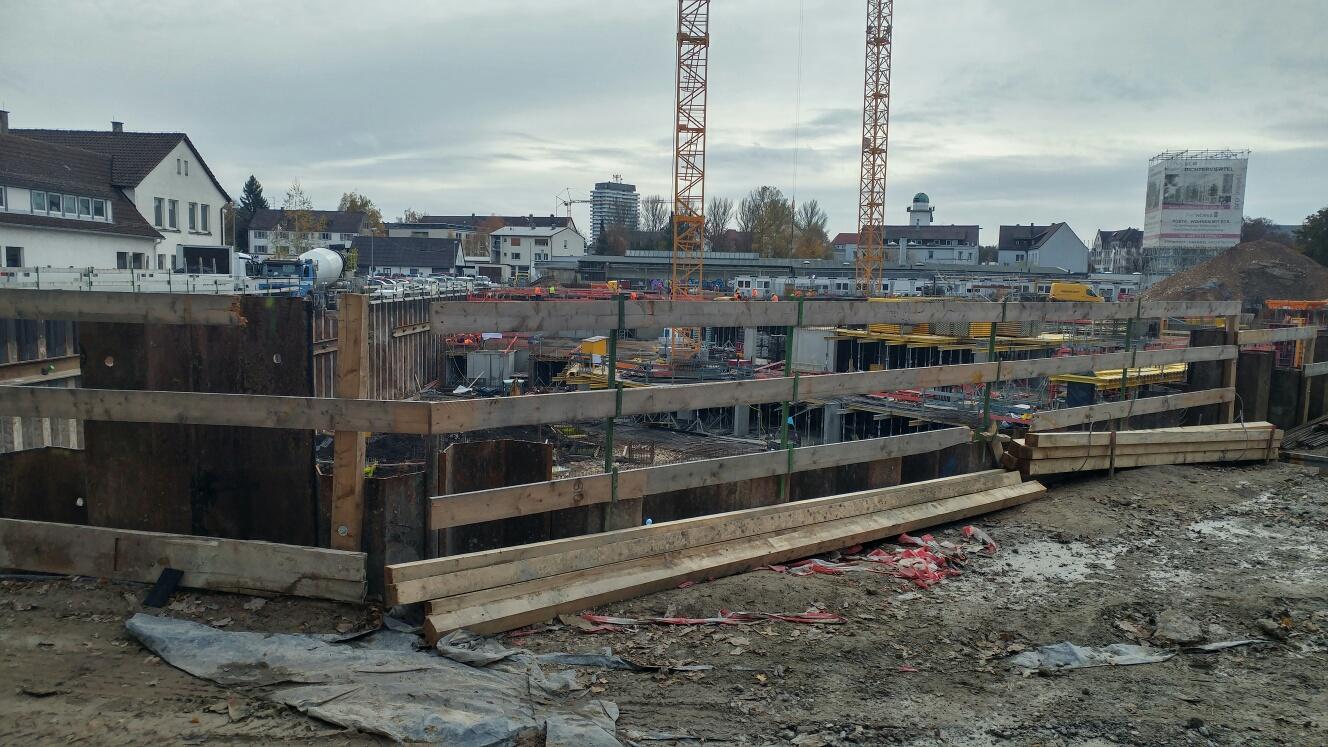 Quartier + Hotel  Dichterviertel November 2016