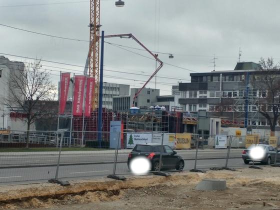 Dienstleistungszetrum Bürgerdienst Olgastrasse 66 Dezember 2016