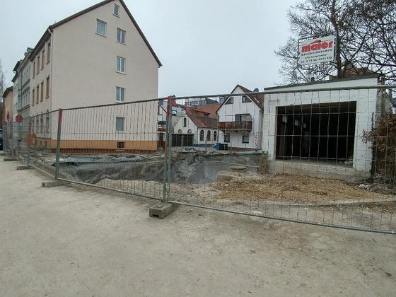Ulm   Zeitblomstraße   Neubau