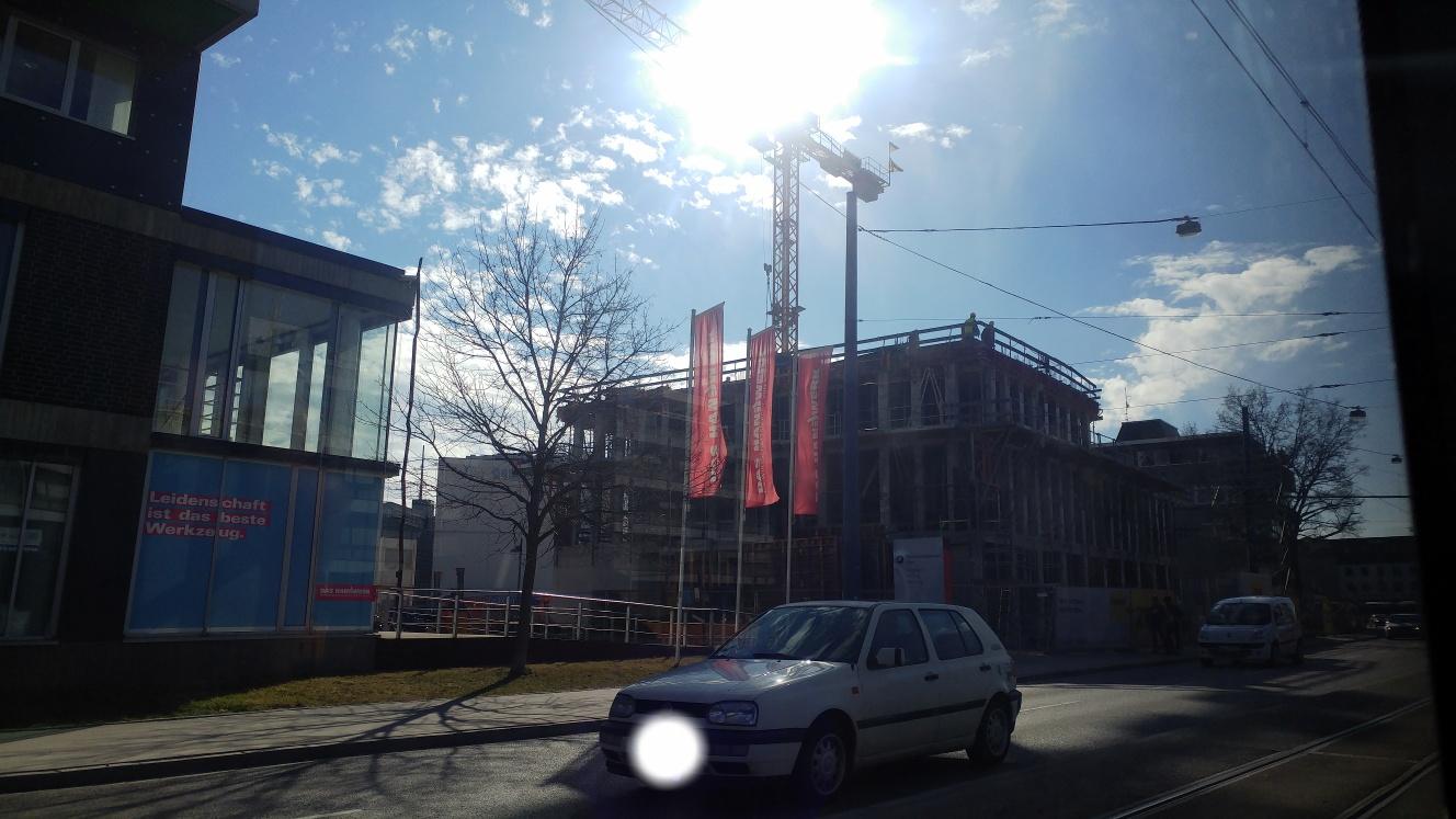 Neubau Bürgerdienst 2017