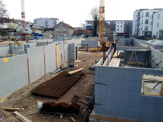 Ulm Wohnpark Koenigstraße Neues Gemeindehaus Söflingen (4)
