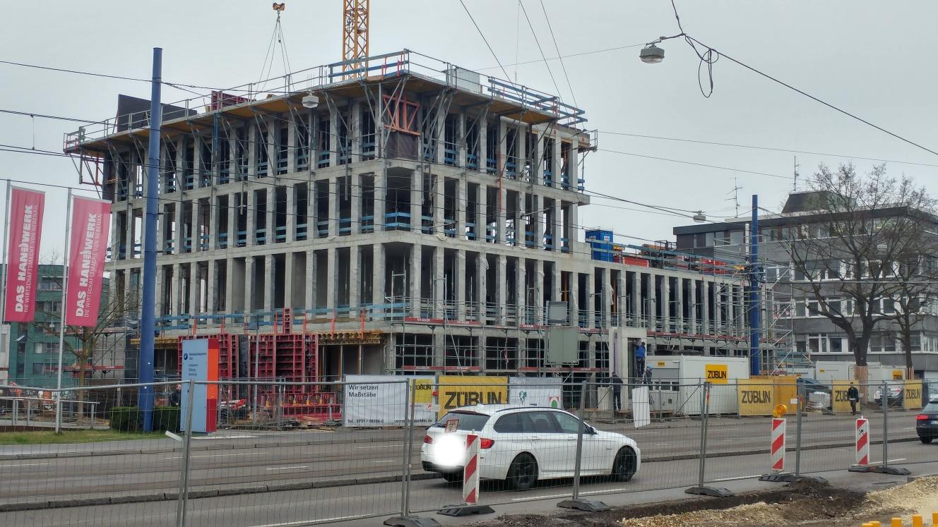 Bürgerdienst Olgastrasse 66 März 2017