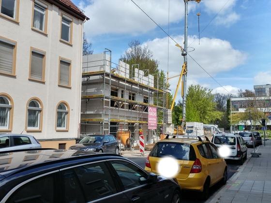 Neubau Zeitblomstraße