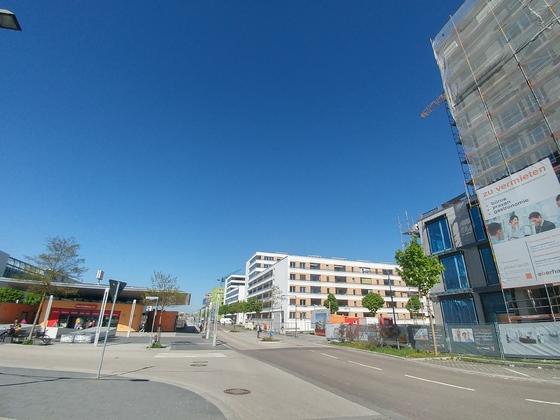 Neubau Wohn und Geschäftshaus Mai 2017