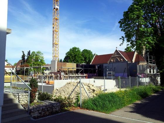 Ulm Wohnpark Koenigstraße Neues Gemeindehaus Söflingen (29)