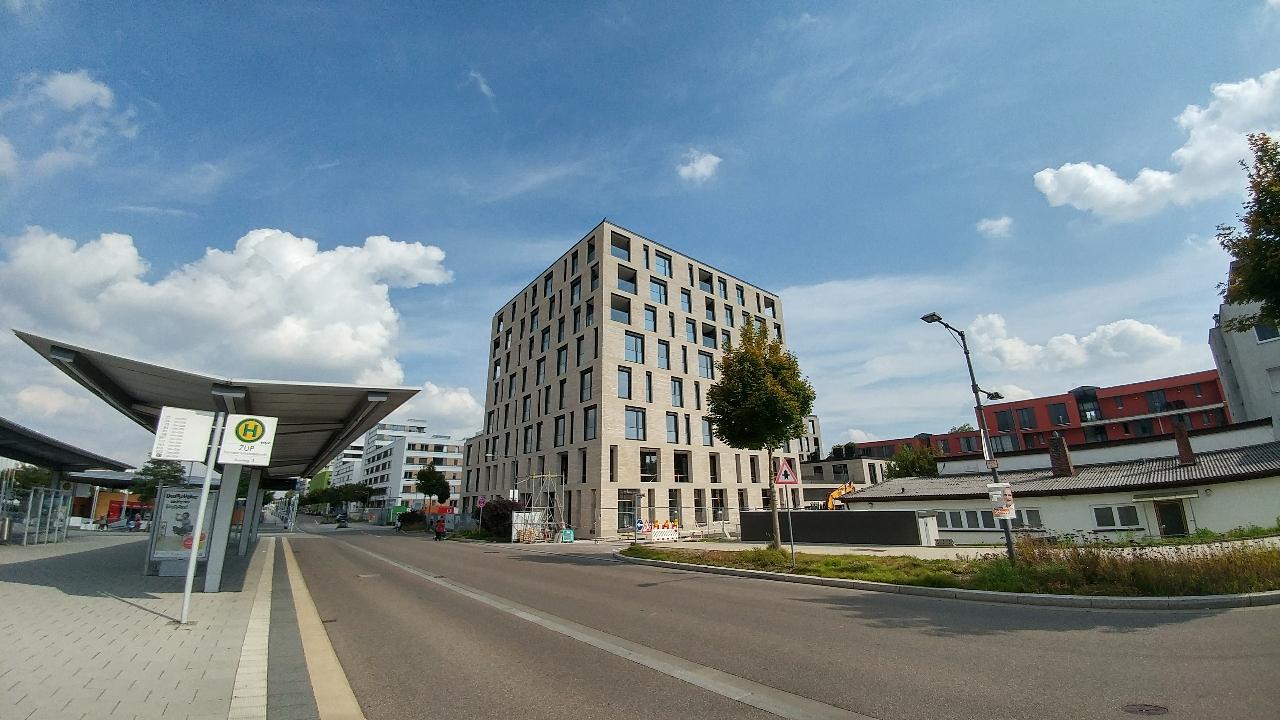 Neu Ulm Neubau NU21 September 2017