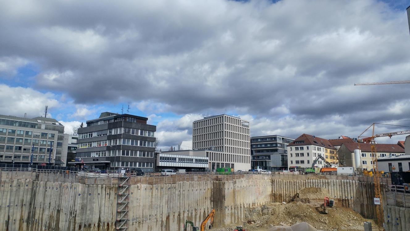 Bürgerdienst Olgastrasse März 2018