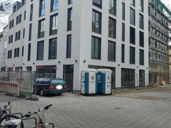 Neubau Sterngasse März 2018