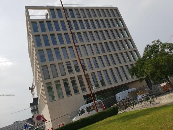Ulm Dienstleistungszentrum September 2018