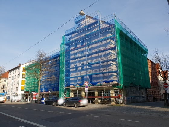 Ulm, Sanierung, Umbauten, Januar 2019