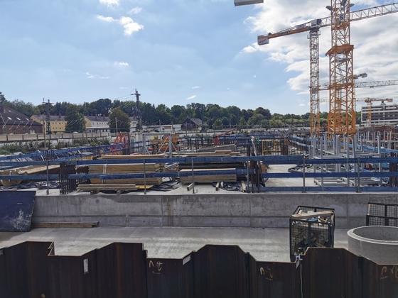 Ulm Südstadtbogen 12 September 2019