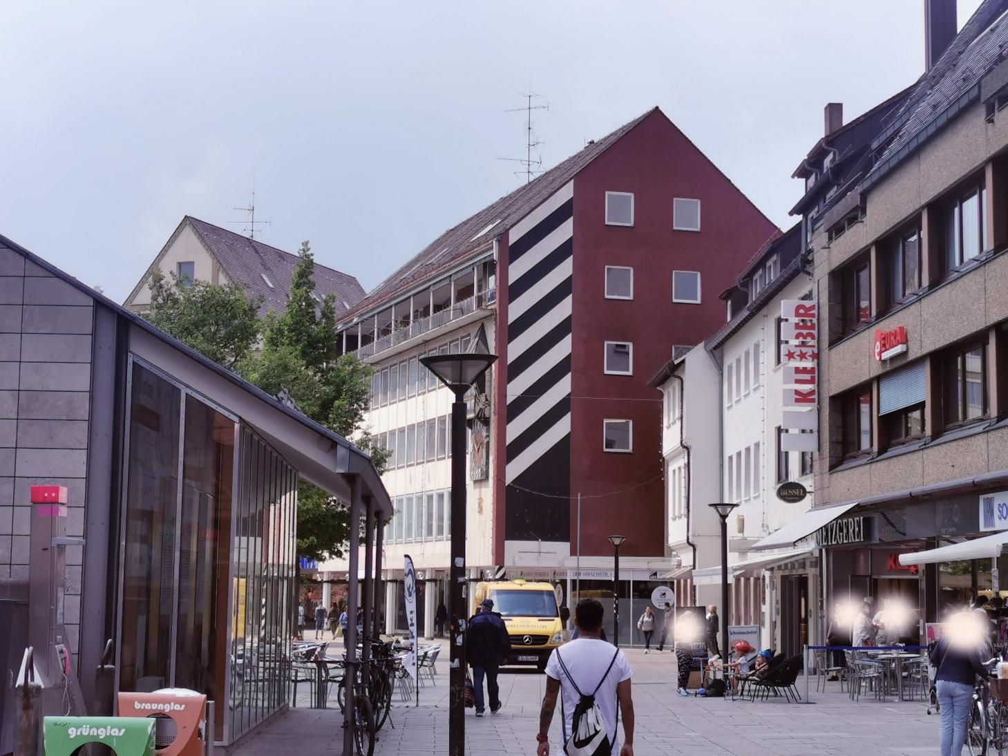 Ulm, Hotel, Neubau, Münsterplatz