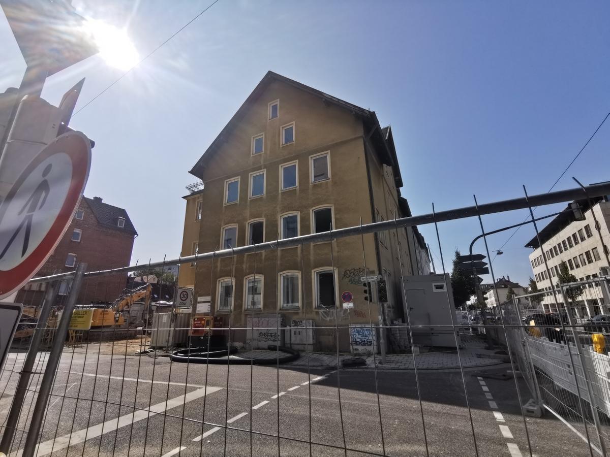Ulm, Neubau, Karlstraße 36, September 2020