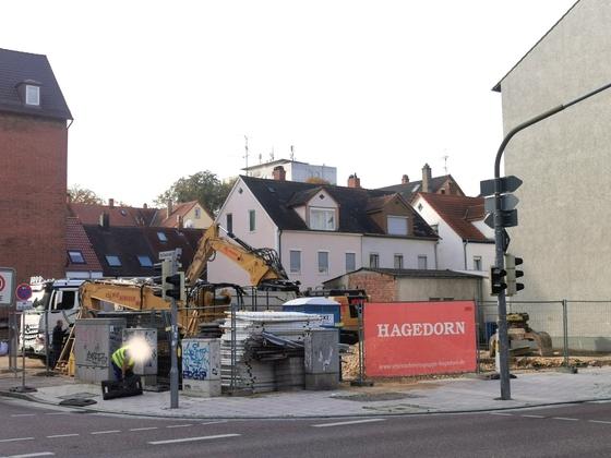 Ulm, Karlstraße 36 Oktober 2020