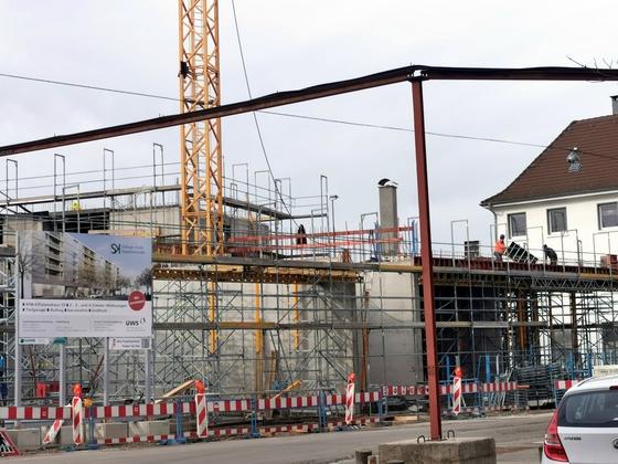 Ulm, SK Neubau, Februar 2021