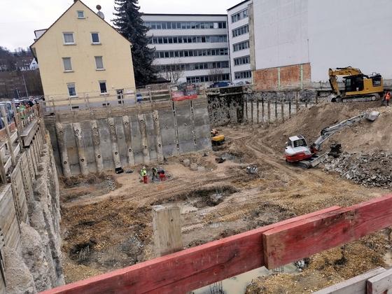 Ulm, Neubau, März 2021