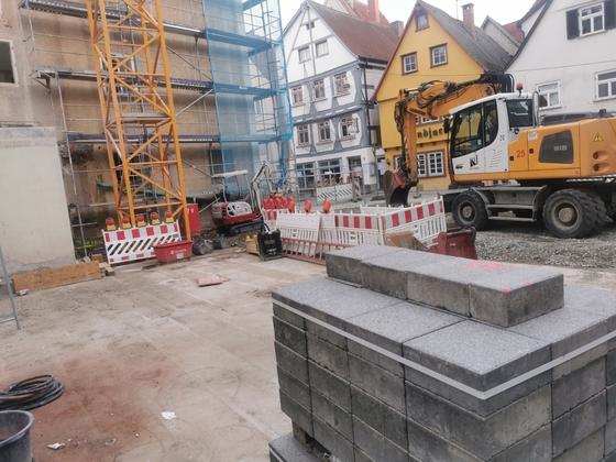 Ulm, Neubau, Mai 2021