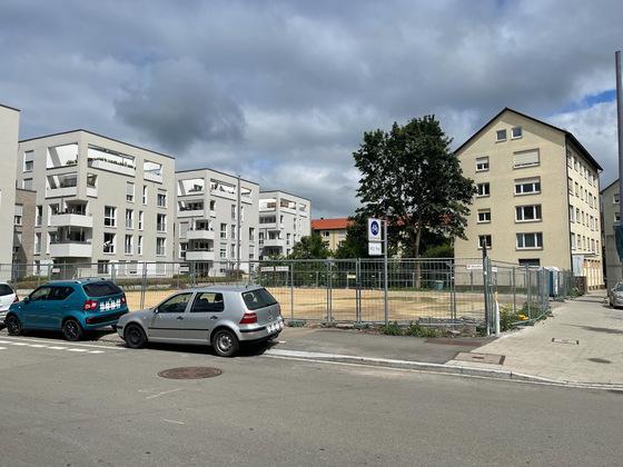 Ulm, Neubau, Juni 2021