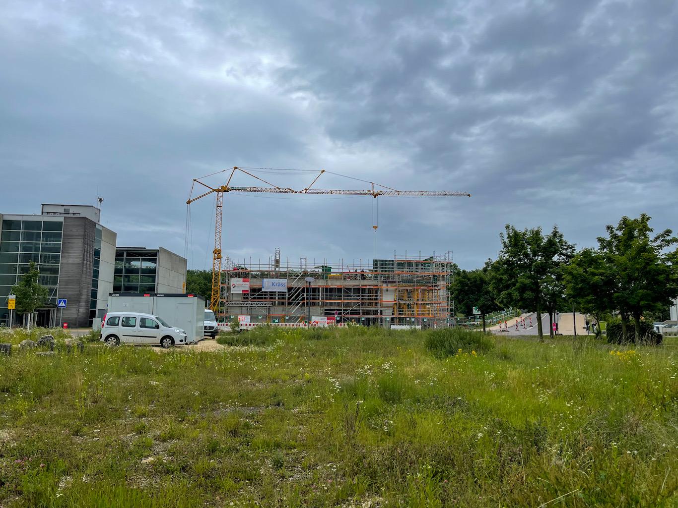 Neu-Ulm, Magie-Theater, Juli 2021