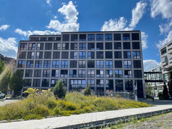 Ulm, Neubau, Dichterviertel, Juli 2021