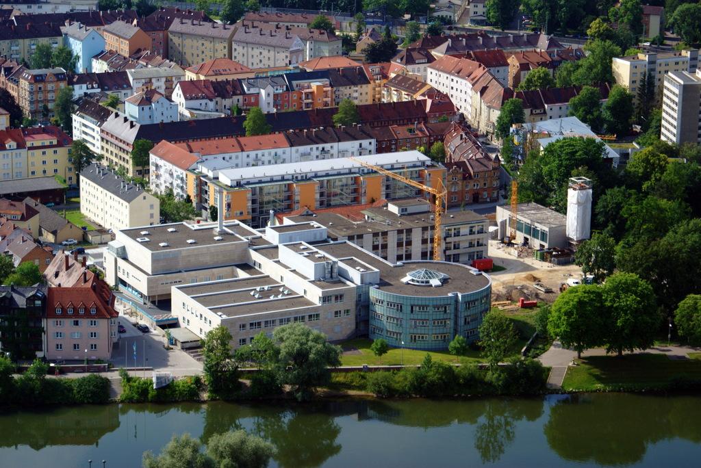 Neu Ulm Donauklinik Erweiterungsbau (34)