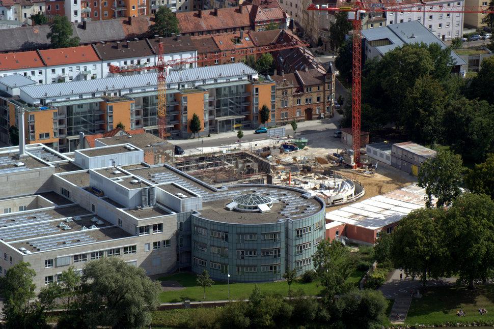 Neu Ulm Donauklinik Erweiterungsbau (22)