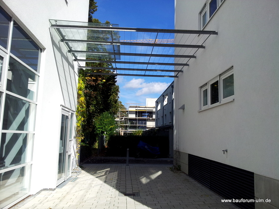 Ulm Neues Gemeindehaus  Wohnanlage Koenigstraße Oktober 2012 (4)