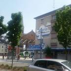 Neu Ulm Neubau Augsburger Straße Mai 2015 1