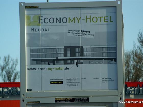 Ulm Economy-Hotel  Blaubeurer Straße 63 April 2013 (1)