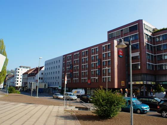Ulm Etap-Hotel Zentrum Ulm  Neutorstraße 16 (23)