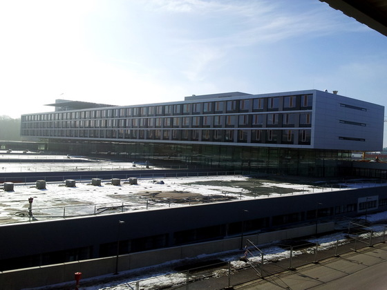 Ulm Universitätsklinikum  Neue Chirurgie  Oberer Eselsberg (21)