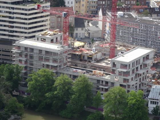 Neu Ulm Jahnufer Wohnen am Jahnufer  Mai 2014 (1)