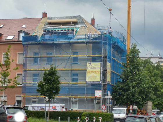 Sanierung Zeitblomstraße