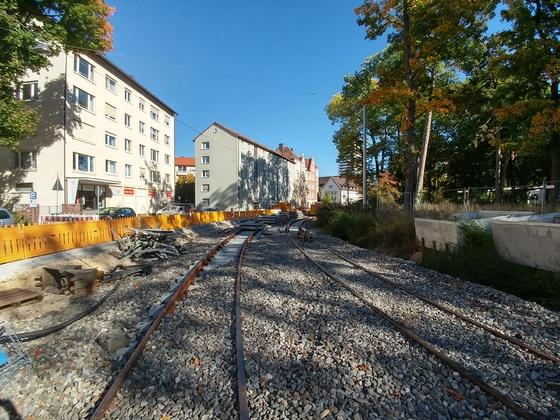 Ulm | Linie 2 | Oktober 2017