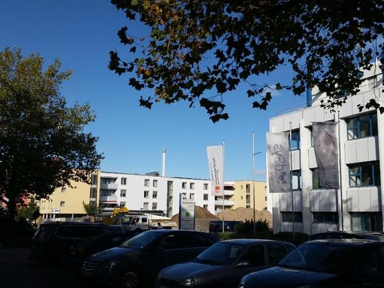 Ulm Neubau Magirusstraße Oktober 2014 2